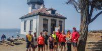 Cycling the San Juan Islands
