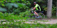 Bike touring C & O Canal