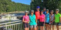 ohiopyle falls cycling GAP