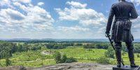 Little Roundtop Gettysburg Park