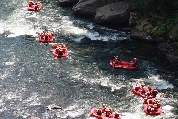 Ohiopyle rafting coupons