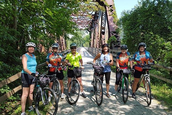 GAP Bike tour EZ rider