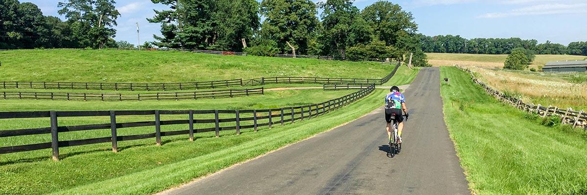 Shenandoah Amp The Civil War Bike Tour Gettysburg Skyline