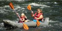 White Water Kayak Instruction