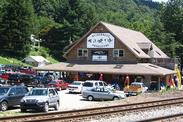 Ohiopyle wilderness voyageurs store