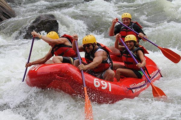 Ohiopyle White Water Rafting