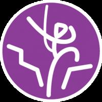 Wilderness Voyageurs climbing logo icon
